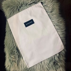 ALEXANDER WANG - dust bag